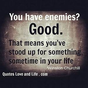 #enemy #enemies #good #stand #up #bully #bullying #life #h ...