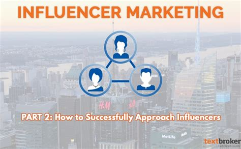 Successful Influencer Marketing How To Approach Influencers Textbroker