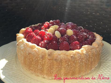 dessert avec framboises congelees aux framboises les gourmandises de n 233 mo