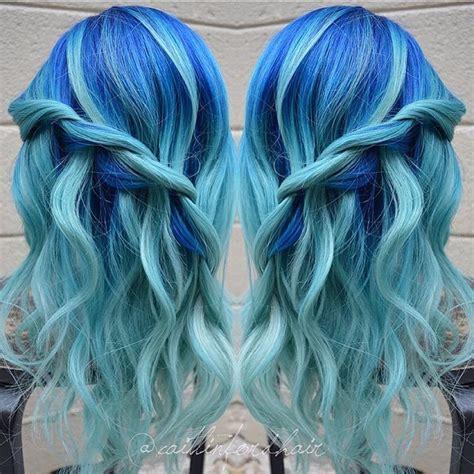 20 Icy Light Blue Hair Ideas