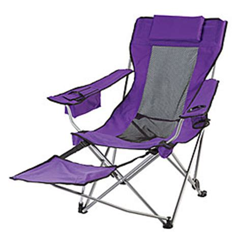 Folding Chairs With Footrest by Folding Chair With Footrest