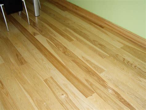 Prime American Solid Ash Flooring