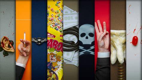 9 Minimalist Tarantino Posters - Fun Blog