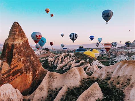 photo locations  cappadocia blackwhitevivid