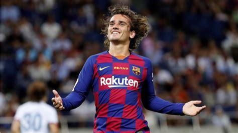 fc barcelona la liga koennte lizenz von antoine griezmann