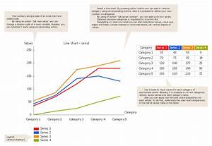 Line Chart Template For Word