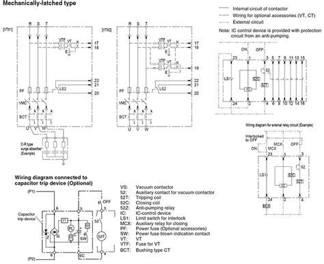 vacuum magnetic contactors hn series fuji electric fa