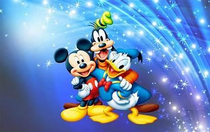 Mickey Mouse Desktop Pluto Donald Duck Screen