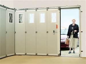 porte de garage vente et installation a nimes dans le gar With porte de garage coulissante jumelé avec installation porte blindée prix
