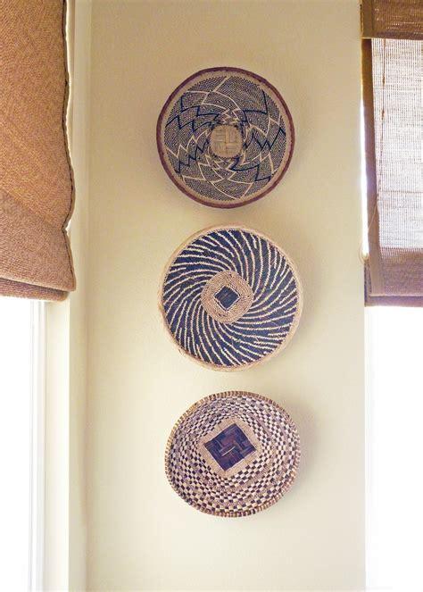 Wall décor and wall art. 20 Best Woven Basket Wall Art