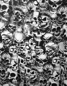 'Skulls in Smoke' Filler Tattoo | Tattoos I find interesting | Pinterest | Tattoos, Smoke tattoo