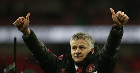 Man United coach Solskjaer reveals mood inside dressing ...
