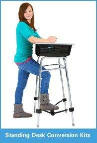 standing desk conversion kit for student desk 1000 images about learning styles on learning