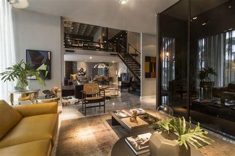 interieur maison de luxe an artful loft design