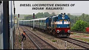 Diesel Locomotives  Engines Of Indian Railways