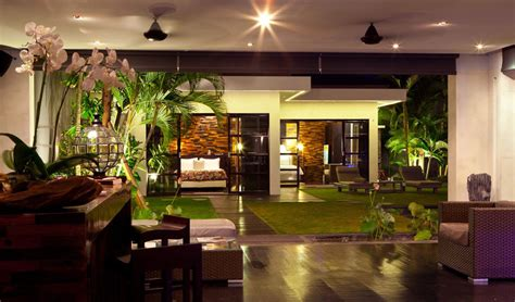 beautiful villa  bali displaying opulent  comfort housebeauty
