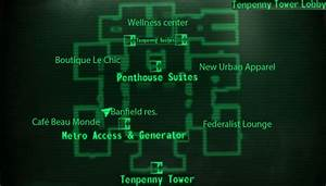 Tenpenny Tower The Fallout Wiki Fallout New Vegas And