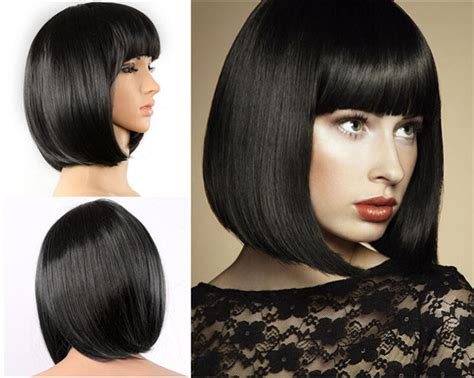 Bob Wigs For African American,lace Front Bob Wig,bob Wigs