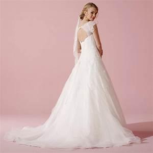 Robe Mariage Dentelle : robe de mariage en dentelle ~ Mglfilm.com Idées de Décoration