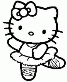 coloring pages of hello kitty and friends gallery