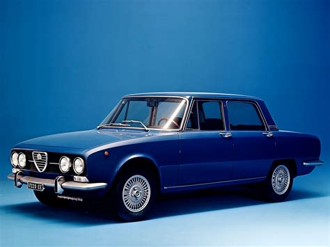Alfa Romeo 2000 Berlina Specs  1971, 1972, 1973, 1974