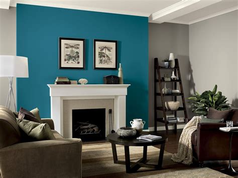 Grey And Teal Living Room Awesome Home