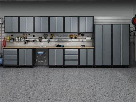 Metal Garage Cabinets