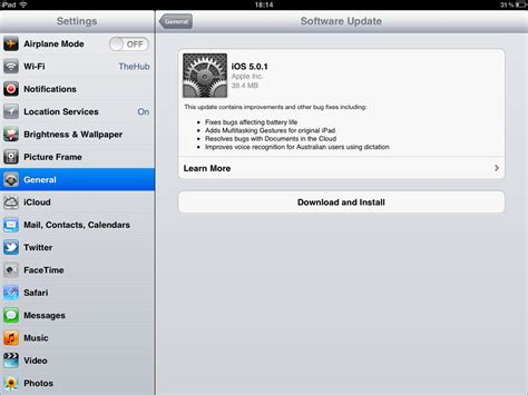 how to update software on iphone apple releases ios 5 0 1 update to fix iphone 4s battery