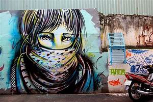 Alice, New, Street, Art, Pieces
