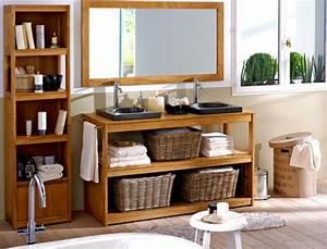 Alinea Meuble De Salle De Bain : visuel meuble bas salle de bain alinea ~ Dailycaller-alerts.com Idées de Décoration
