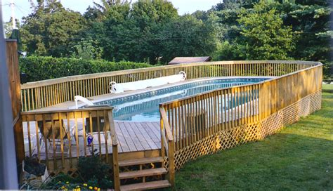 above ground pool decks images best above ground pool above ground pool reviews
