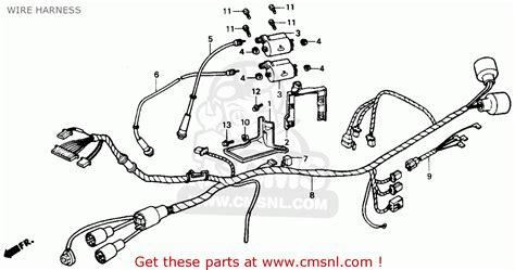 2002 Honda 400 Ex Wiring Diagram by 2002 Honda 400ex Rear Diagram Imageresizertool