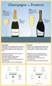 Champagne Vs Prosecco  The Real Differences