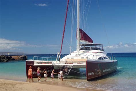 Catamaran Dinner Cruise Maui by Hula Girl Gourmet Sunset Sail Maui Locals Guide Maui