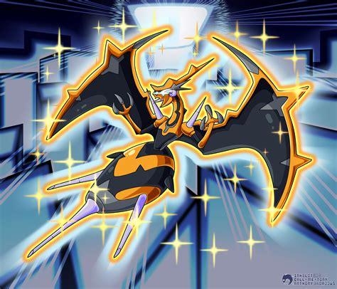 UB: Stinger - Naganadel (Shiny) — Weasyl