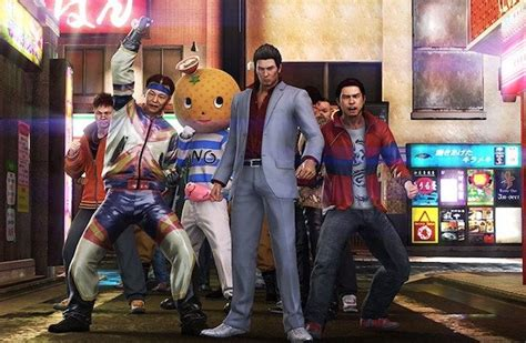yakuza   song  life demo release date start