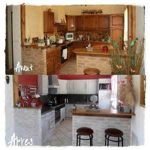 Renovation Cuisine Chene Avant Apres by Avant Apr 232 S Photo De R 233 Novation Cuisine Patine