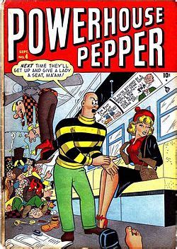 powerhouse pepper wikipedia