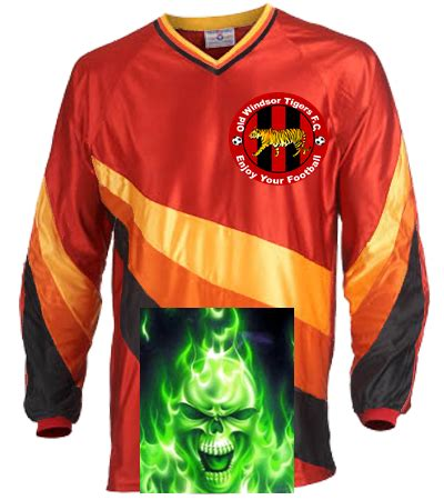owt youth wave soccer goalie jersey