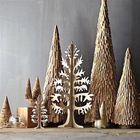 decorative wooden christmas trees s christmas decorating trends for the holiday season decorations tree