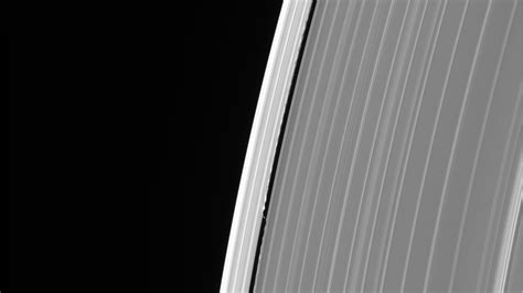 Cassini Took One Last Look at a Mysterious Glitch in