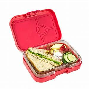 Yumbox Leakproof Bento Lunch Box Container (Anguria Pink ...