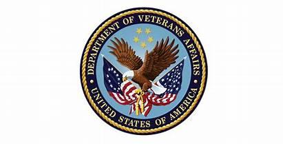 Veterans Affairs Department Svg Va Vertical Orange