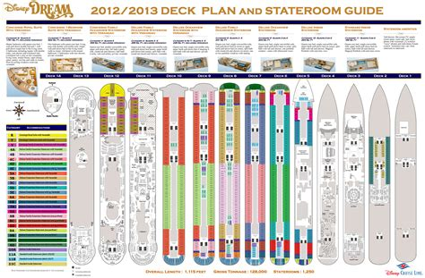 disney deck plan 5 image disney deck plans 2012 jpg the