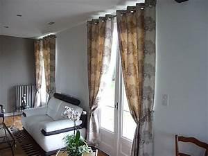 Embrases Double Rideaux : rideaux bernard pichaud tapissier ~ Teatrodelosmanantiales.com Idées de Décoration