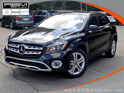 Compare 2 gla 250 trims and trim families below to see the differences in prices and features. New 2018 Mercedes-Benz GLA GLA 250 SUV in Atlanta #K9843 | RBM of Atlanta