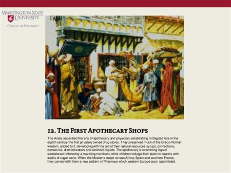 History Of Pharmacy by A History Of Pharmacy In Pictures
