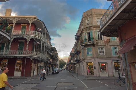 New Orleans by Photo 521 10 A Corner Of St And Royal Streets In