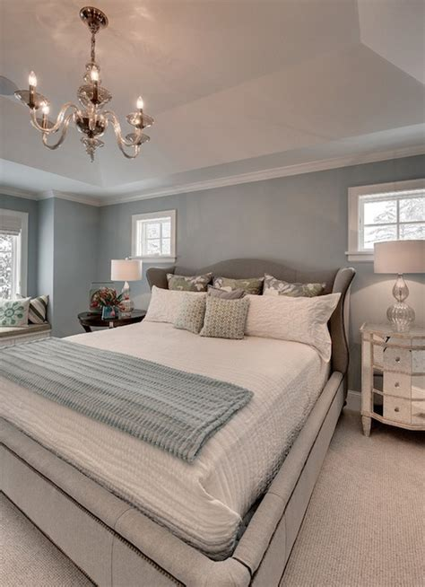 blue  gray bedroom contemporary bedroom great