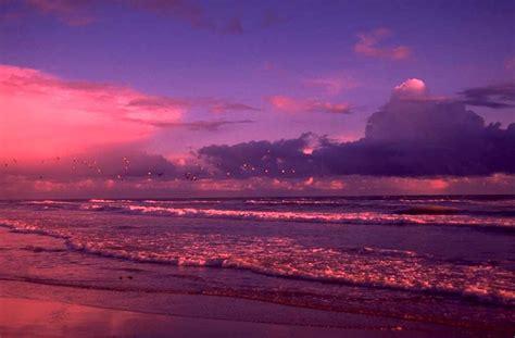 fond ecran paysage violet the darkness purple
